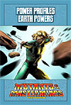 Mutants & Masterminds Power Profile: Earth Powers