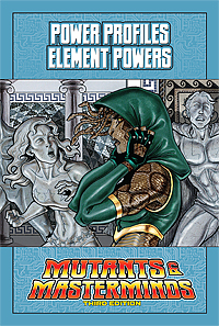 Mutants & Masterminds Power Profile: Gravity Powers