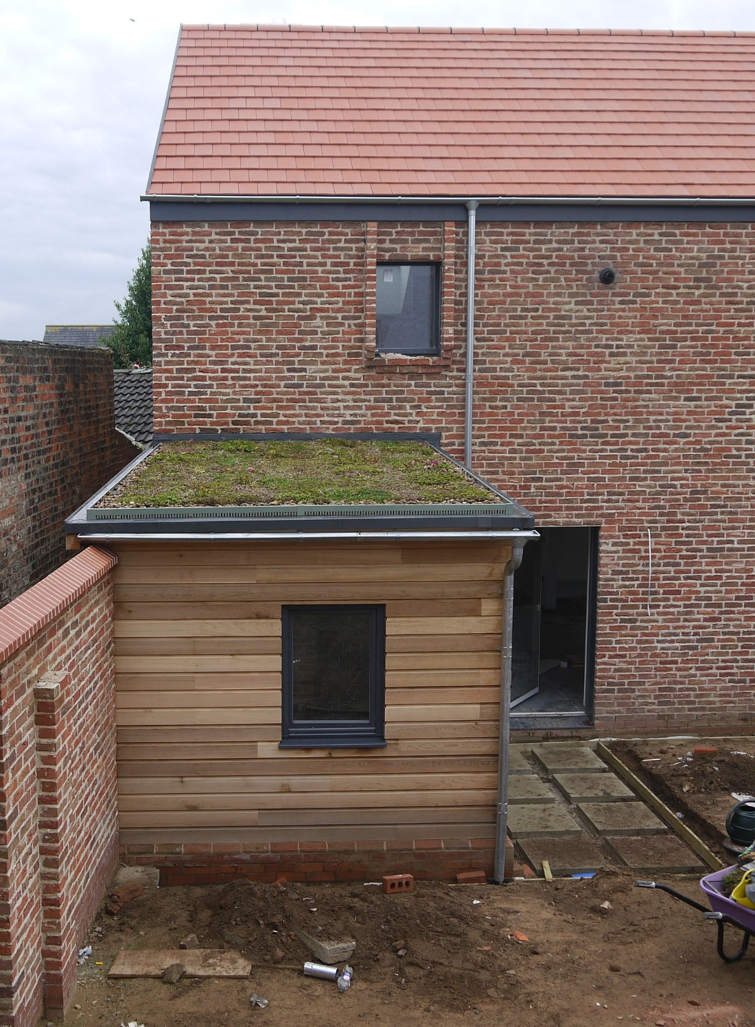A Wonderful Eco House In York
