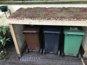 BIN STORE green roofs naturally