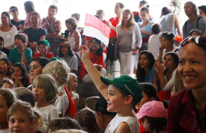 Green School Weekly News Celebrating Indonesian Independence Day