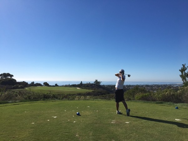 Pelican Hill Golf Club Newport Coast California.