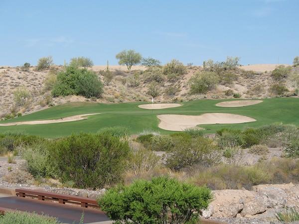 Wickenburg Ranch Golf Club Hole 8 Wickenburg, AZ