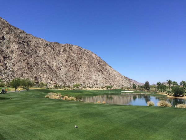 SilverRock Golf Club La Quinta California