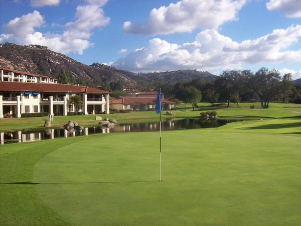 Welk Resorts San Diego Escondido California FOUNTAINS COURSE