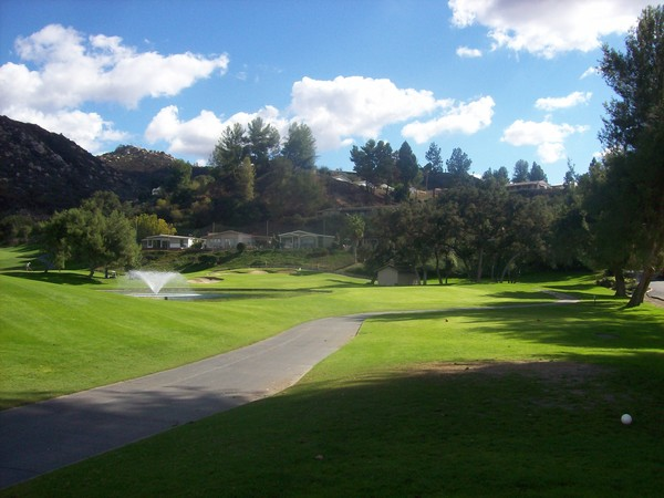 Welk Resort San Diego Escondido California FOUNTAINS COURSE