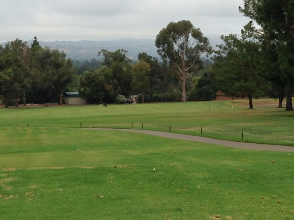 Boundary Oak Golf Course Walnut Creek California Hole 12 Par 3