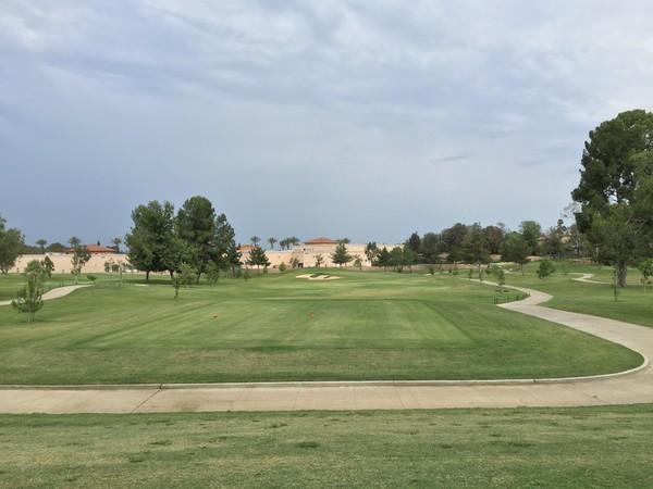 Birch Hills Golf Course Brea California