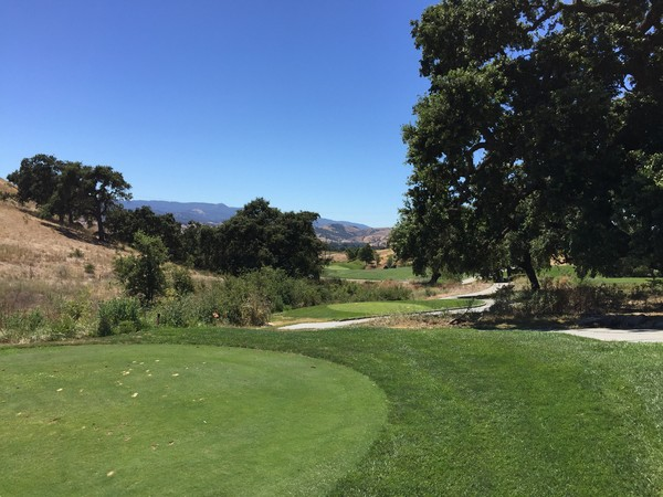 Coyote Creek Tournament Course San Jose California