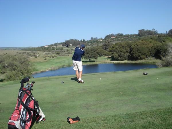 La Purisima Golf Course Lompoc,CA Hole 12