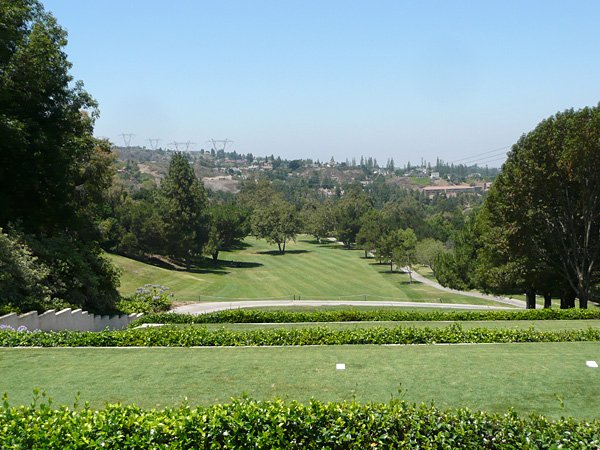 Anaheim Hills Golf Course Anaheim California Hole 1