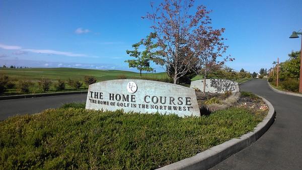 The Home Course DuPont Washington