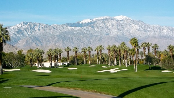 Marriott Desert Springs PALM Course Palm Desert California