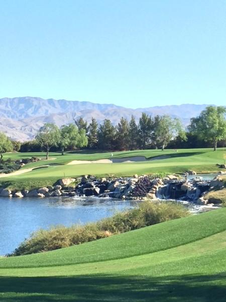 Classic Club Hole 12 Palm Desert, CA