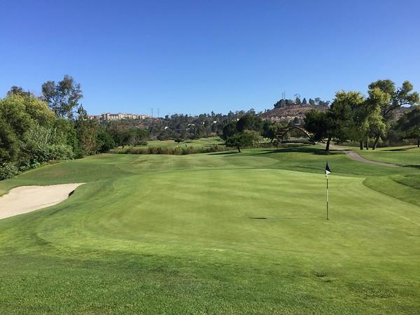 Riverwalk Golf Club Presido 9 Hole 5 San Diego, CA