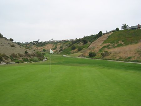 Shorecliffs Golf Club - Hole 6 view from green