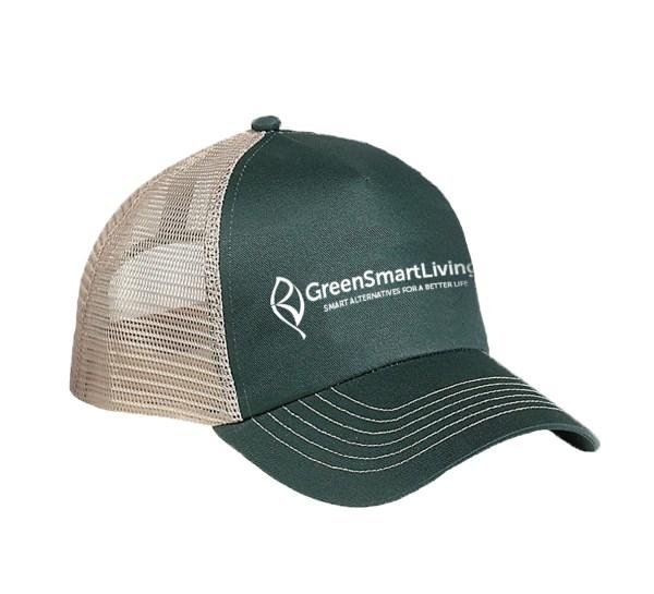 Trucker Hat GreenSmartLiving