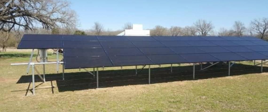Solar Panel Installation in Paris TX greensolartechnologies