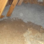 Cellulose Attic Insulation