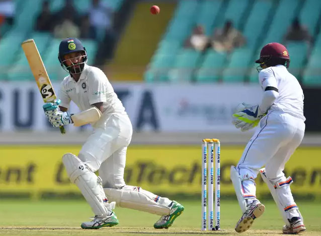 India Vs West Indies 1st Test Day 1 Highlights – Oct 4, 2018