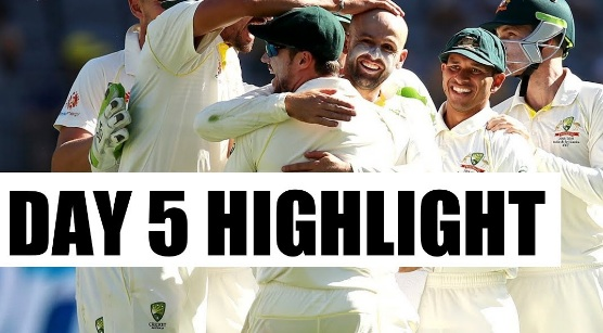 India vs Australia 3rd Test Day 5 Highlights 30 Dec 2018