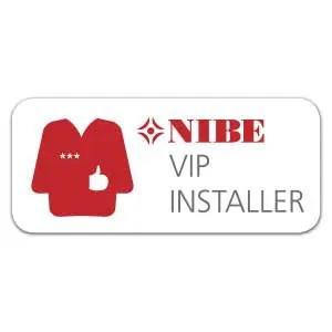NIBE VIP Installer Logo