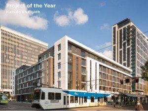 USGBC Project of the Year LEED