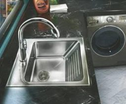 Just Manufacturing Produces Sinks And Plumbing Fixtures With The Recycling  And Sustainability In Mind. Sinks Are Made Of Type 304 And 316 Stainless  Steel ...