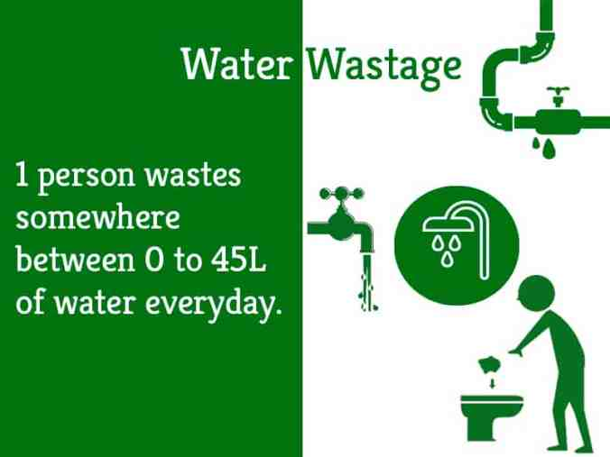 Water Wastage | Greensutra | India