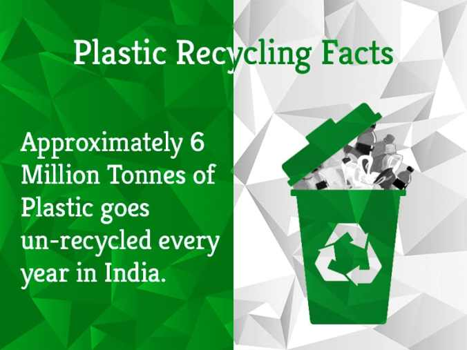 Plastic Recycling Facts   Greensutra   India