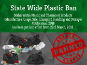State Wide Plastic Ban : All you need to know