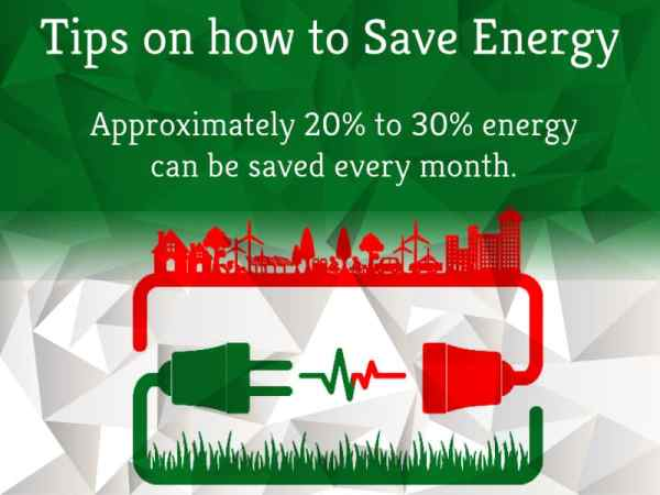 Tips on how to save energy in summer | GreenSutra | India