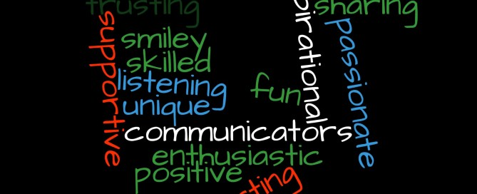 volunteerss wordcloud: interested committed caring inspirational sharing passionate smiley skilled listending fun unique communicators enthusiastic positive interesting mentors supportive