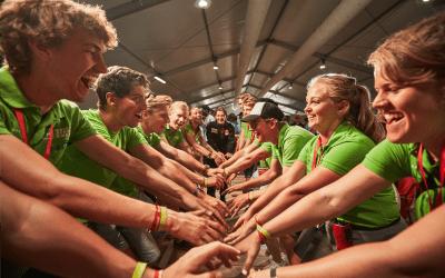 Green Team Twente is now World Champion!
