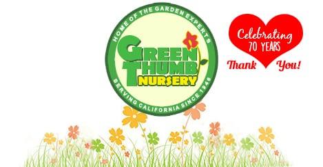 Green Thumb Nursery Southern California Garden Centers