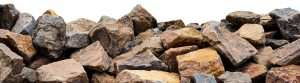image of boulders