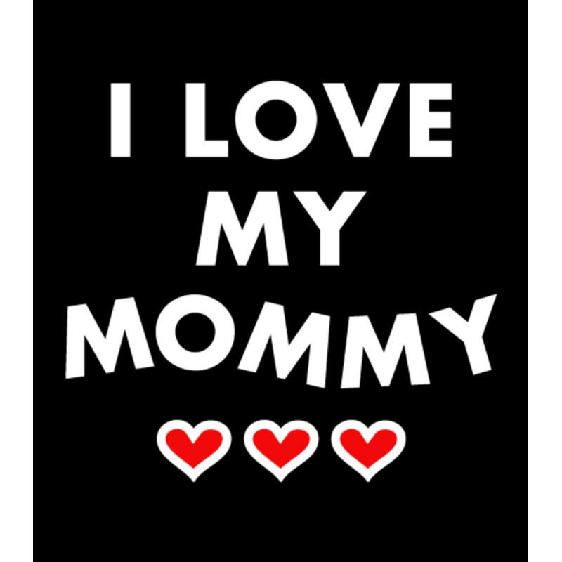 I Love My Mommy Mom Greenturtle