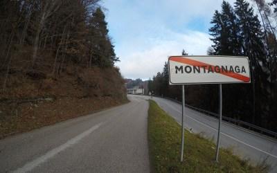 Montagnaga e la strada magica