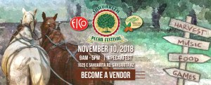 Accepting Vendor Applications for the 2018 Sahuarita Pecan Festival
