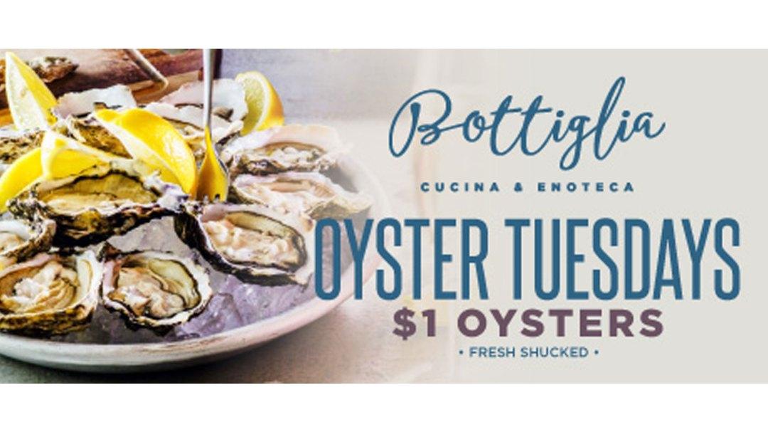 Bottiglia Oyster Tuesdays