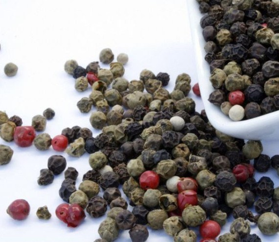 Mixed Pepper Whole - 40gm
