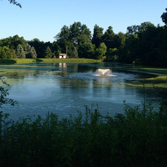 Greenview Bible Camp Pond
