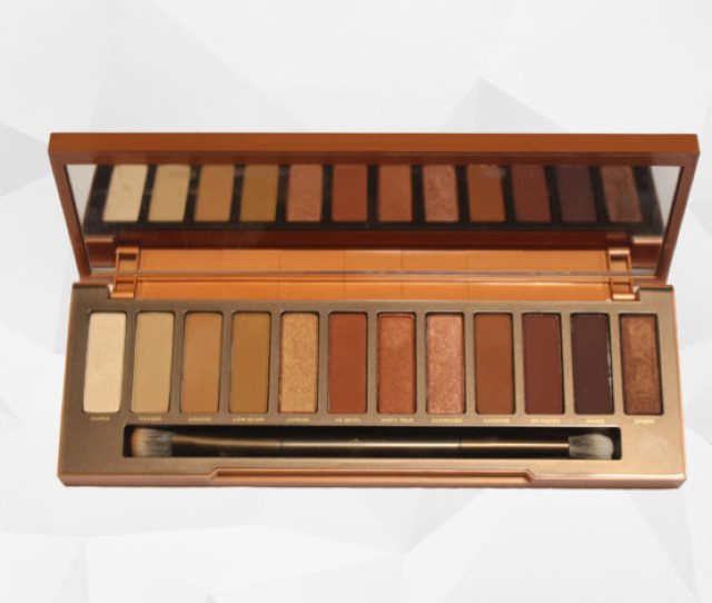Urban Decays New Naked Heat Palette On Sale Now