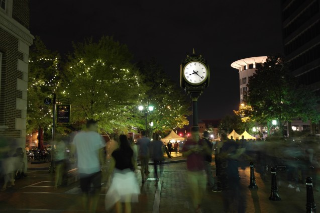 """Around town """"Fall for Greenville"""""""