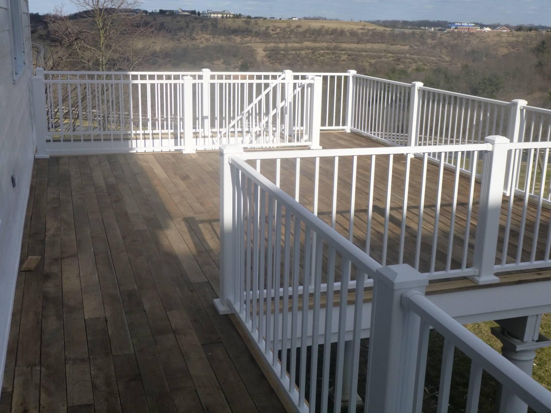 Westbury Tuscany C10 C101 Aluminum Railing | Aluminum Railings For Steps | Verandah | Glass Railing | Pipe | Indoor | Glass Panel Wooden Handrail