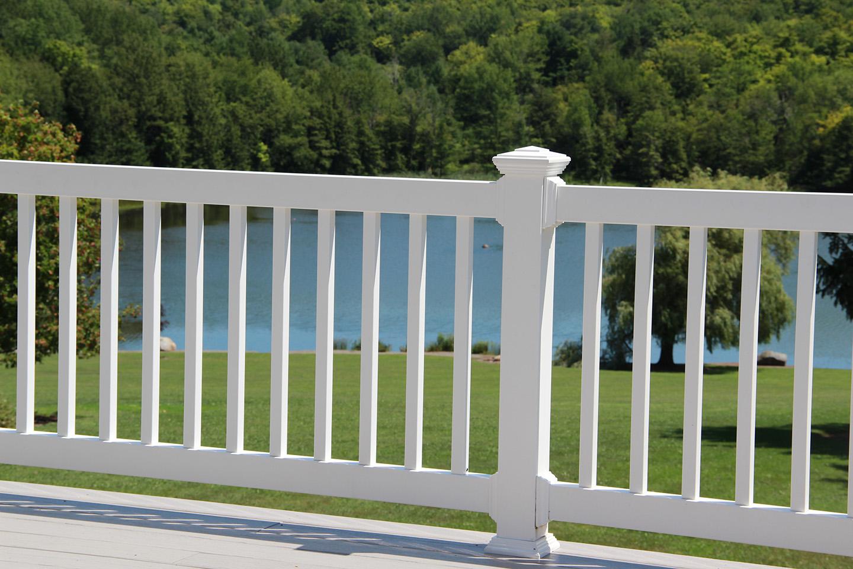 Deck Railing Designs