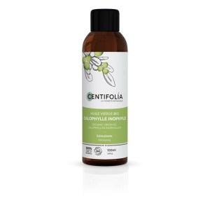 Soin contour des yeux : huile végétale de Calophylle