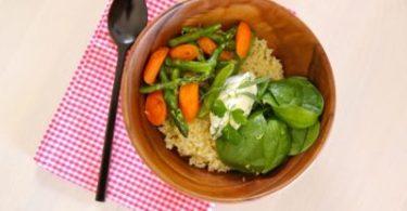 veggie bowl minceur