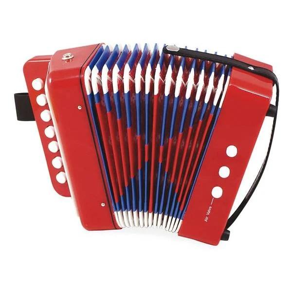 Jouet accordéon