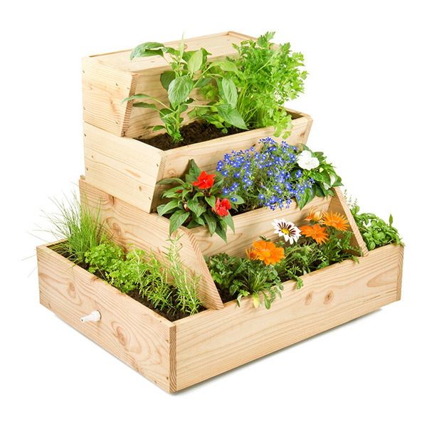jardiner bio et composter bio Easy Jardin